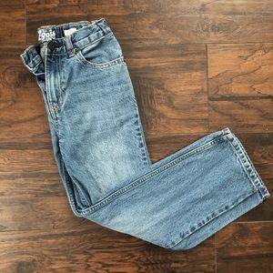 Oshkosh Classic light wash boys jeans size 7R